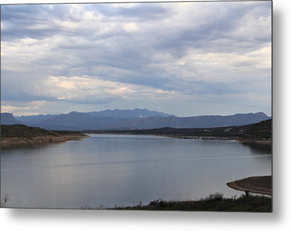 Lake Roosevelt 2 Metal Print