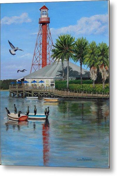Lake Sumter Lighthouse Metal Print
