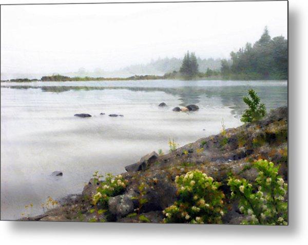Lake Superior Metal Print