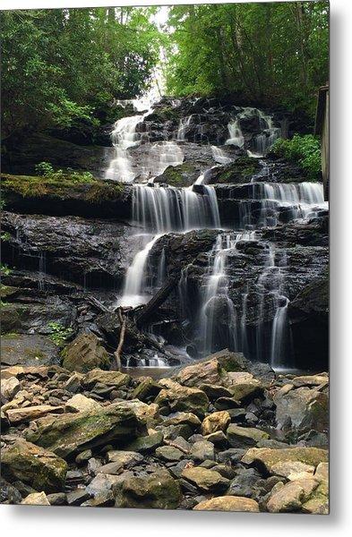 Lake Trahlyta Falls Metal Print