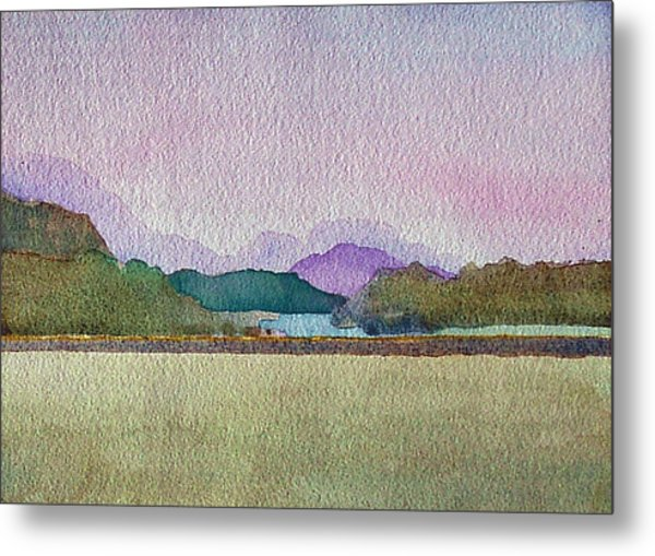 Lakes Of Killarney Metal Print