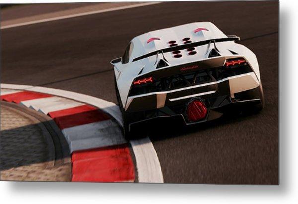 Lamborghini Sesto Elemento 07 Photograph By Andrea Mazzocchetti