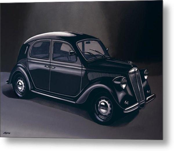 Lancia Ardea 1939 Painting Metal Print