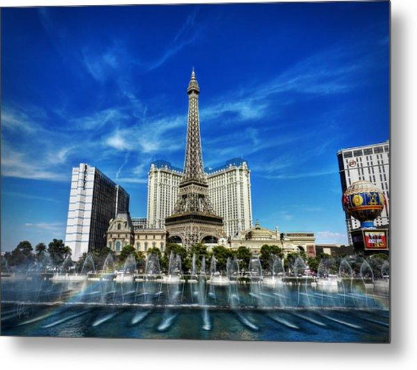 Las Vegas 016 Metal Print