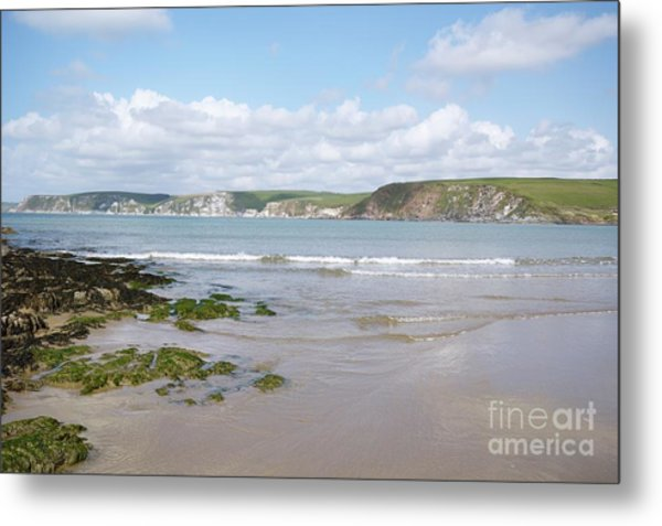 Lazy Devon Days Metal Print