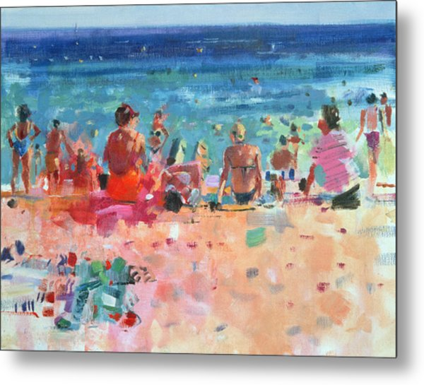 Lazy Sunny Afternoon Metal Print