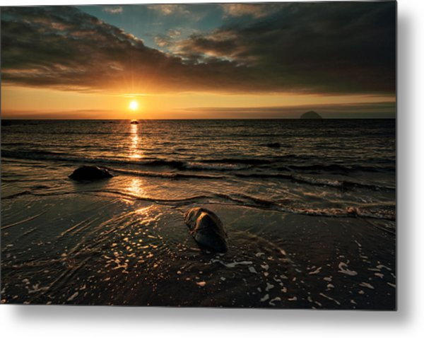 Lendalfoot Sunset Metal Print