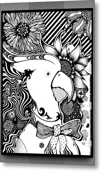 Leroy Metal Print