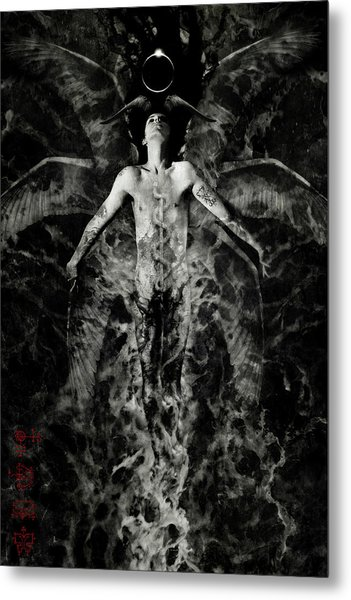 Liberation Metal Print by Cambion Art