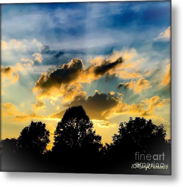 Life With Out Words Metal Print