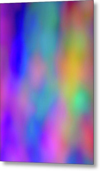 Light Painting No. 6 Metal Print
