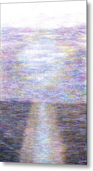 Light Picture 224 Metal Print