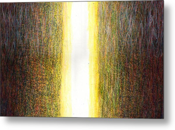 Light Picture 240 Metal Print