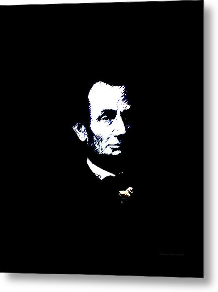Lincoln Always With Us Metal Print