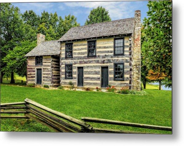 Lincoln Heritage House Elizabethtown Kentucky Metal Print