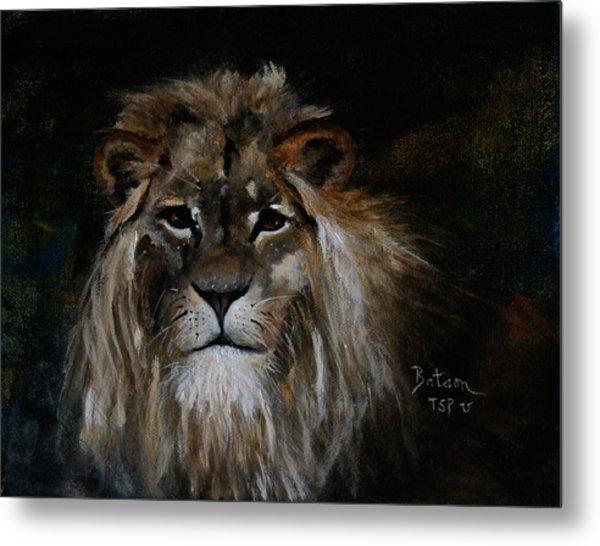 Sargas The Lion Metal Print
