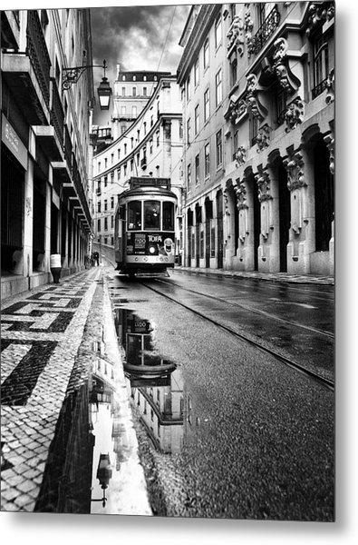 Lisboa Metal Print