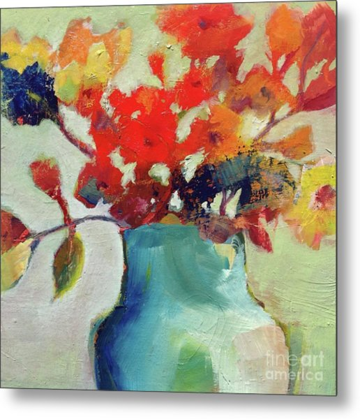 Little Bouquet Metal Print