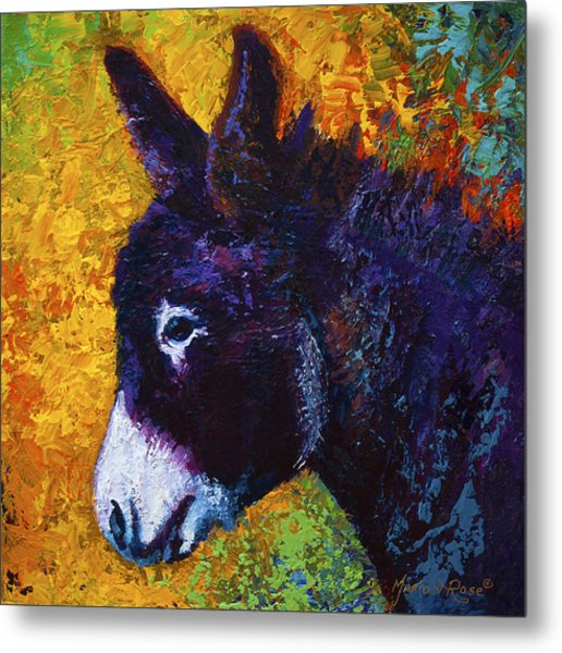Little Sparky Metal Print