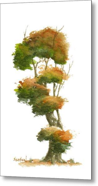 Little Tree 23 Metal Print