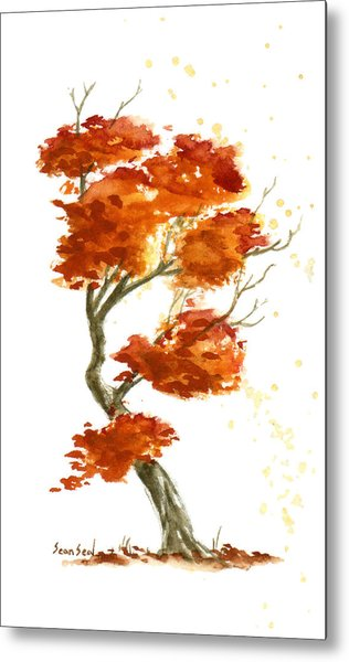 Little Tree 28 Metal Print