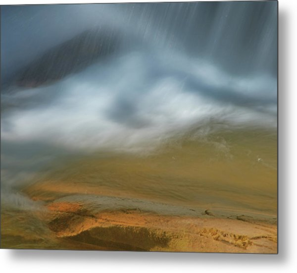 Metal Print featuring the photograph Living Waters by Rick Hartigan