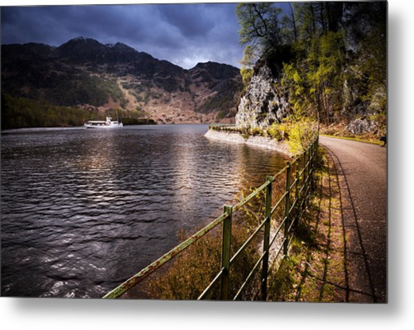 Loch Katrine Metal Print
