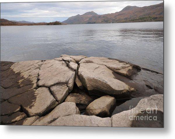 Loch Maree Metal Print
