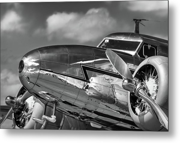 Lockheed Splendor Metal Print