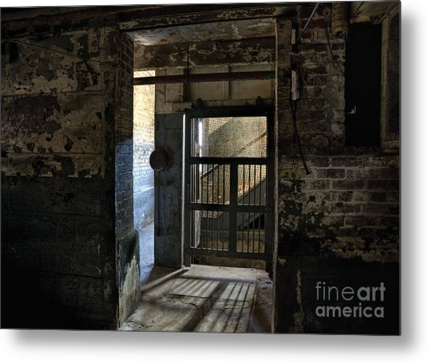 Lonaconing Light Metal Print