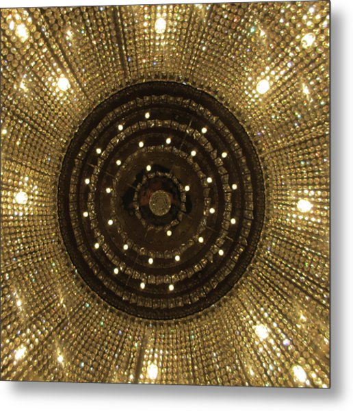 London Hilton Paddington 03 Metal Print