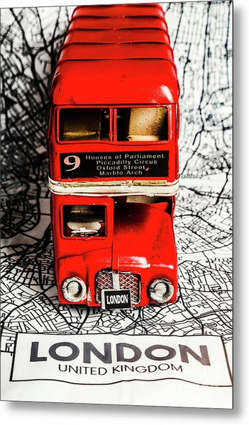 London Tours Metal Print