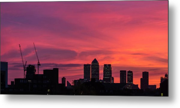 London Wakes 1 Metal Print