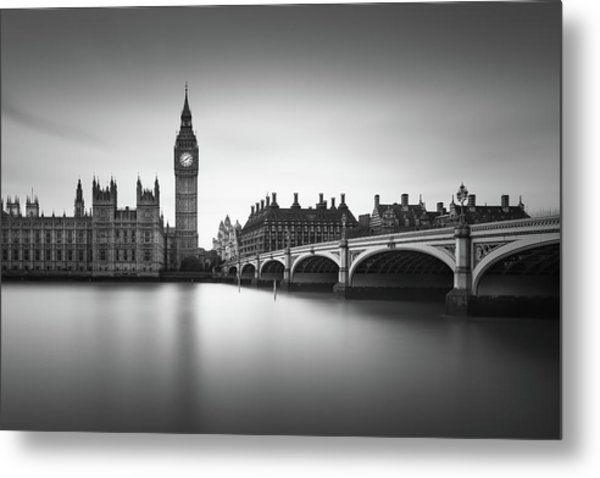 London, Westminster Bridge Metal Print
