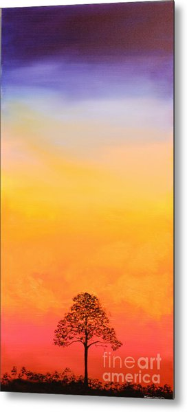 Lone Pine Metal Print by Michele Hollister - for Nancy Asbell