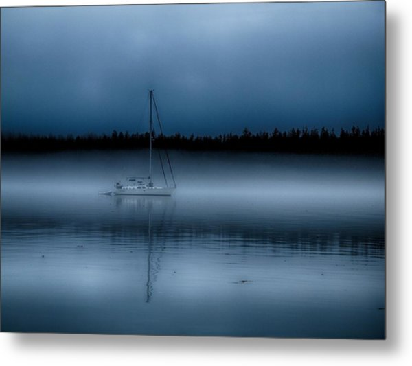 Long Ways From Nowhere Metal Print