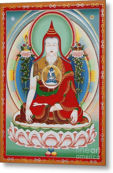 Longchenpa Metal Print