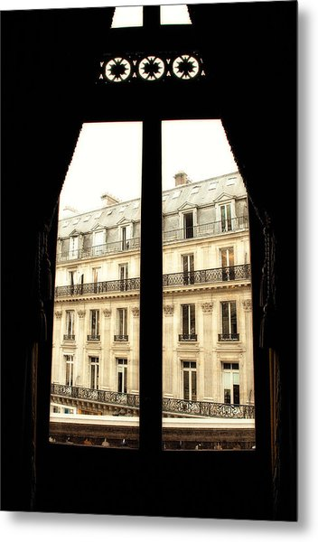 Looking Out Metal Print by Cabral Stock