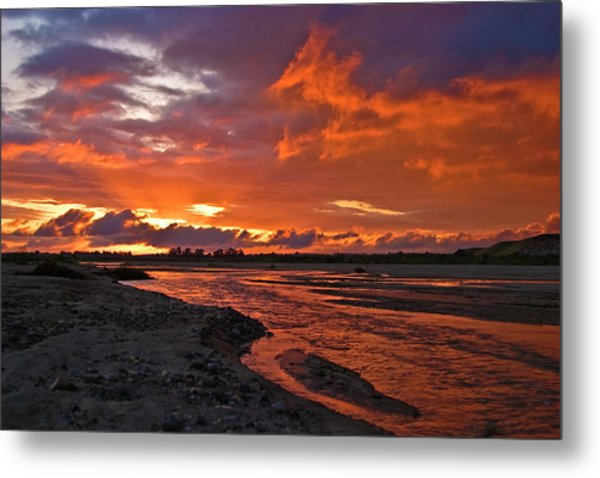Love At First Light Metal Print