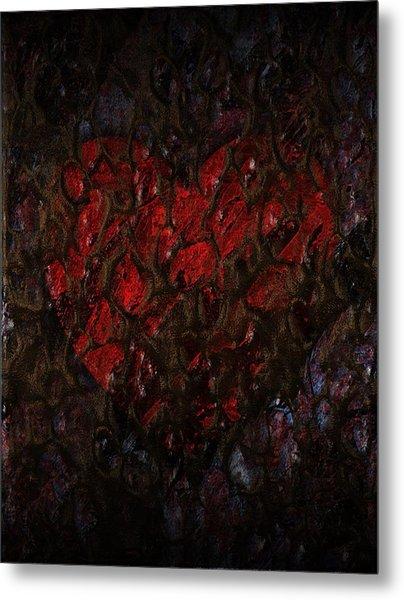 Love Buried Deep Metal Print