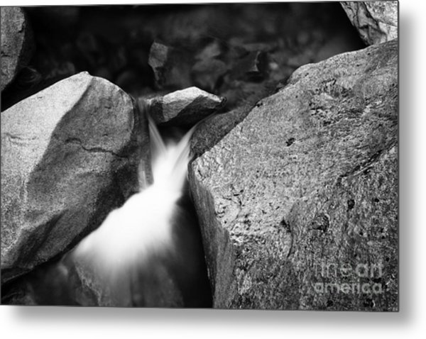 Lower Vernal Stream Metal Print