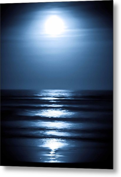 Lunar Dreams Metal Print