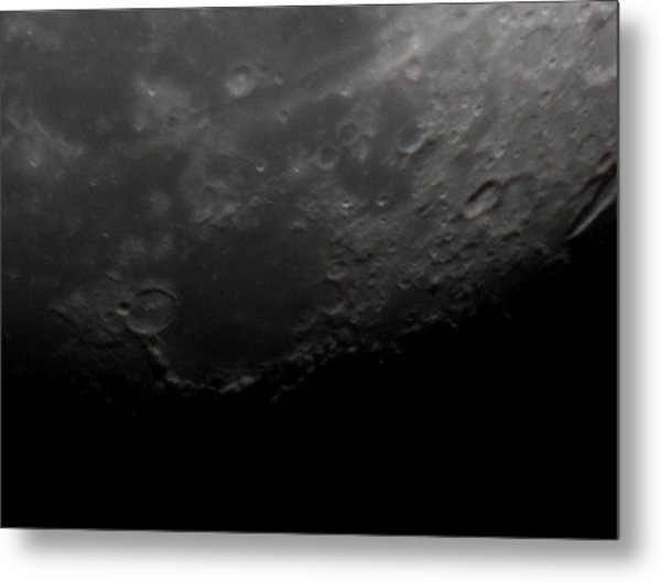 Lunarscape Metal Print by Traves Wood
