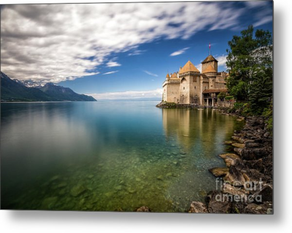Made In Switzerland Metal Print