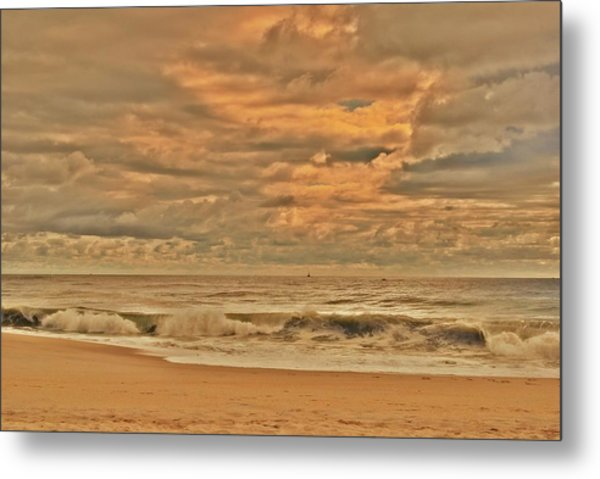 Magic In The Air - Jersey Shore Metal Print
