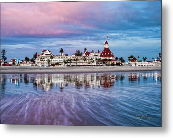 Metal Print featuring the photograph Magical Moment Horizontal by Dan McGeorge