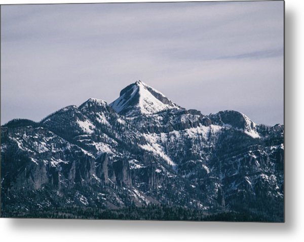 Majestic Morning On Pagosa Peak Metal Print