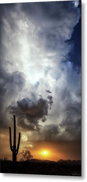 Metal Print featuring the photograph Majestic by Rick Furmanek