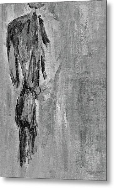 Male Nude 3 Metal Print
