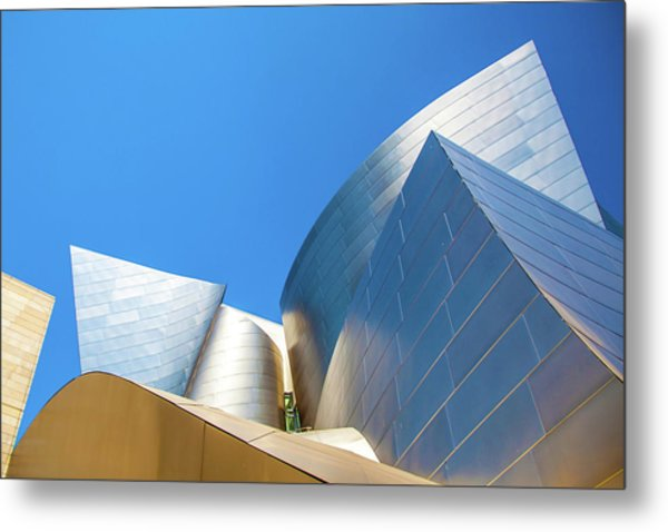 Mansion On The Hill Metal Print